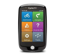 Licznik/nawigacja rowerowa Mio Cyclo 210