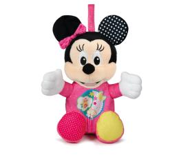 Zabawka dla małych dzieci Clementoni Disney Baby Minnie świecący pluszak