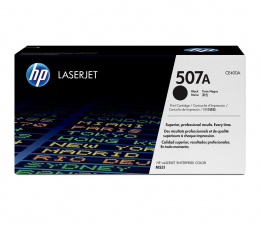 Toner do drukarki HP 507A CE400A black 5500str.