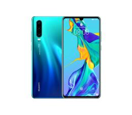 Smartfon / Telefon Huawei P30 128GB Aurora niebieski