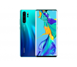 Smartfon / Telefon Huawei P30 Pro 256GB Aurora niebieski