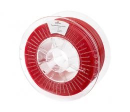 Filament do drukarki 3D Spectrum PETG Bloody Red 1kg
