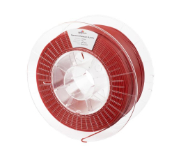 Filament do drukarki 3D Spectrum PLA PRO Bloody Red 1kg