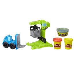 Zabawka plastyczna / kreatywna Play-Doh Wheels Dźwig