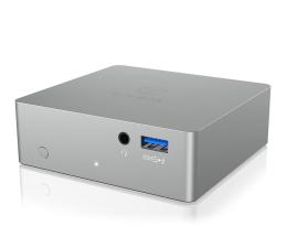 Stacja dokująca do laptopa ICY BOX USB-C - 4xUSB, HDMI, RJ-45, 4K, PD