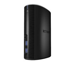 Stacja dokująca do laptopa ICY BOX USB - 6xUSB, HDMI, DVI, RJ-45