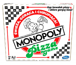 Gra planszowa / logiczna Hasbro Monopoly Pizza