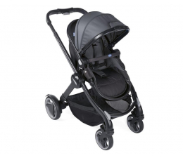 Wózek dziecięcy wielofunkcyjny Chicco Fully 2w1 Stone