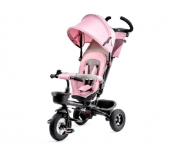Rowerek Kinderkraft Rowerek Trójkołowy Aveo Pink