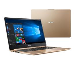 """Notebook / Laptop 14,1"""" Acer Swift 1 N5000/4GB/256/Win10 Złoty"""