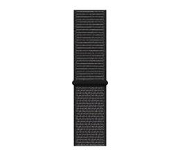 Pasek / bransoletka Apple Opaska sportowa czarna do koperty 44 mm