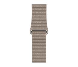 Pasek / bransoletka Apple Opaska Skórzana do Apple Watch piaskowiec