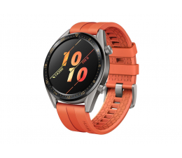 Smartwatch Huawei Watch GT Active pomarańczowy