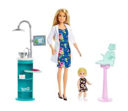 Lalka i akcesoria Barbie Kariera Dentystka Zestaw
