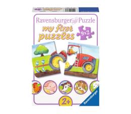 Puzzle dla dzieci Ravensburger Na farmie