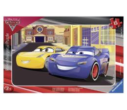 Puzzle dla dzieci Ravensburger Disney Auta Przystanek w Chłodnicy Górskiej