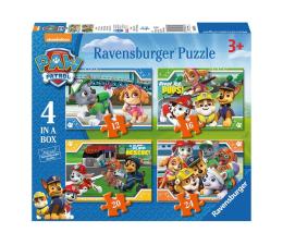 Puzzle dla dzieci Ravensburger Psi Patrol Na ratunek