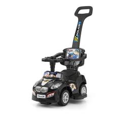 Jeździk/chodzik dla dziecka MILLY MALLY Jeździk Happy czarny