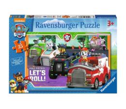 Puzzle dla dzieci Ravensburger Psi Patrol w Akcji