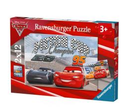 Puzzle dla dzieci Ravensburger Disney Auta puchar