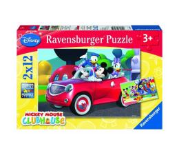 Puzzle dla dzieci Ravensburger Disney Mickey, Minnie i spółka