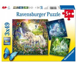 Puzzle dla dzieci Ravensburger Piękne jednorożce