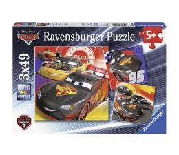 Puzzle dla dzieci Ravensburger Disney Auta Przygoda na drodze