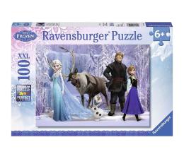 Puzzle dla dzieci Ravensburger Disney w świecie Królowej Śniegu