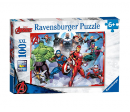 Puzzle dla dzieci Ravensburger Marvel Avengers