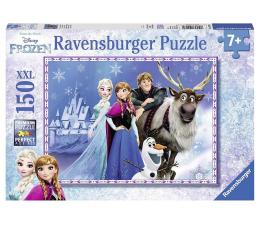 Puzzle do 500 elementów Ravensburger Disney Frozen przyjaciele w zamku 150 el.