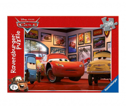 Puzzle do 500 elementów Ravensburger Disney Auta  200 el
