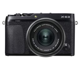 Bezlusterkowiec Fujifilm X-E3 15-45mm f/3.5-5.6 OIS PZ czarny
