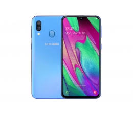 Smartfon / Telefon Samsung Galaxy A40 SM-A405FN Blue
