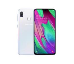 Smartfon / Telefon Samsung Galaxy A40 SM-A405FN White
