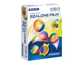 Zabawka plastyczna / kreatywna Clementoni Szalone Piłki