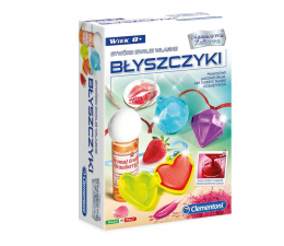 Zabawka plastyczna / kreatywna Clementoni Błyszczyki
