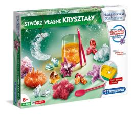 Zabawka plastyczna / kreatywna Clementoni Stwórz Własne Kryształy