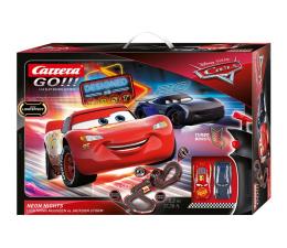 Pojazd / tor i garaż Carrera Disney GO!!! Pixar Cars Neon Nights