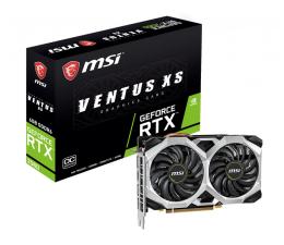 Karta graficzna NVIDIA MSI GeForce RTX 2060 VENTUS XS OC 6GB GDDR6
