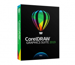 Program graficzny/wideo Corel CorelDRAW Graphics Suite 2019 PL BOX MAC