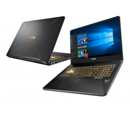 "Notebook / Laptop 17,3"" ASUS TUF Gaming FX705DU R7-3750H/16GB/512/Win10"