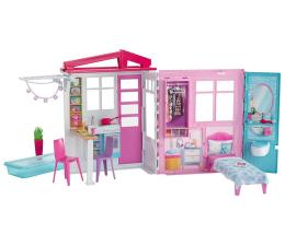 Lalka i akcesoria Barbie Przytulny Domek