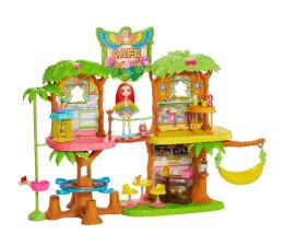 Lalka i akcesoria Mattel Enchantimals Tropikalna Kawiarenka