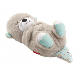 Zabawka dla małych dzieci Fisher-Price Szumiąca Wydra Usypiacz