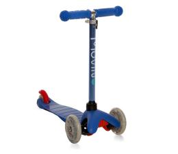Hulajnoga dla dzieci Movino Hulajnoga balansowa Twist Niebieska