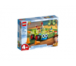 Klocki LEGO® LEGO Toy Story 4 Chudy i Pan Sterowany
