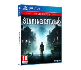 Gra na PlayStation 4 CDP THE SINKING CITY