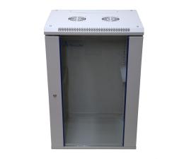 """Szafa RACK ExtraLink Wisząca 19"""" 18U 600x450mm (szara)"""