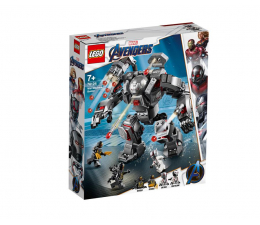 Klocki LEGO® LEGO Marvel Super Heroes Pogromca War Machine