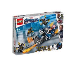 Klocki LEGO® LEGO Marvel Super Heroes Kapitan Ameryka